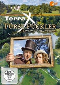 Terra X : Fürst Pückler-Playboy,Pascha,Visionä