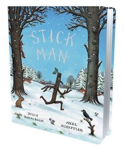 Stick Man Board Book