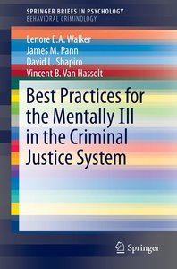 Best Practices Model for Intervention with the Mentally Ill in t