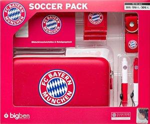 Soccer Pack FC Bayern München Nintendo 3DSXL, DSi XL, 3DSXL und