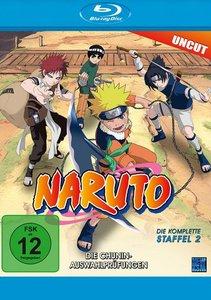 Naruto - Staffel 2. Die Chunin- Auswahlprüfungen