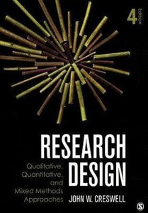 Research Design: Qualitative, Quantitative, and Mixed Methods Ap