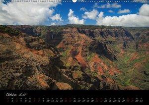 Kauai - The Garden Island (Wandkalender 2017 DIN A2 quer)
