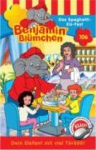 Benjamin Blümchen 106. Das Spaghetti-Eis-Fest