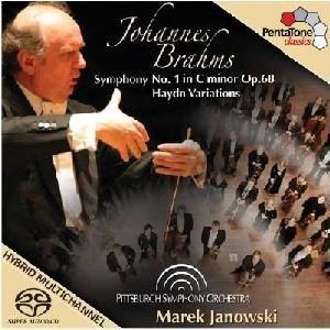 Sinfonie 1/Haydn Variationen