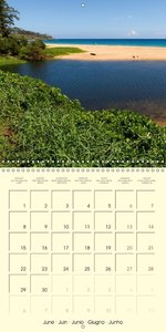 Marvelous Hawai\'i (Wall Calendar 2015 300 × 300 mm Square)
