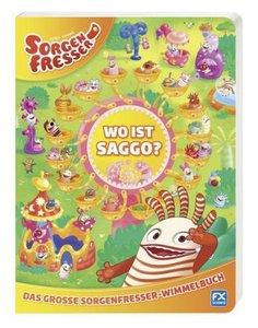Gerd Hahns Sorgenfresser: Wo ist Saggo? - Das große Sorgenfresse