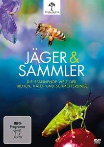 Jäger und Sammler - Die spannende Welt der Bienen, Käfer und Sch