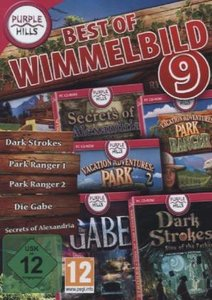 Purple Hills: Best of Wimmelbild 9 (Dark Strokes, Park Ranger 1+