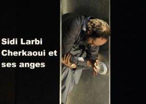 Sidi Larbi Cherkaoui et ses anges (Livre poster DIN A3 horizonta