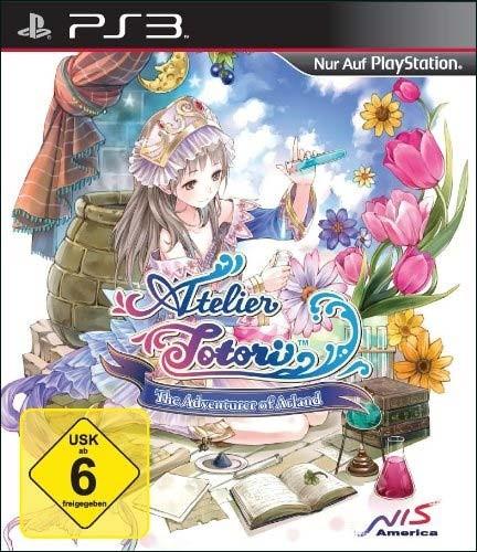 Atelier Totori - The Adventure of Arland (Relaunch) - zum Schließen ins Bild klicken