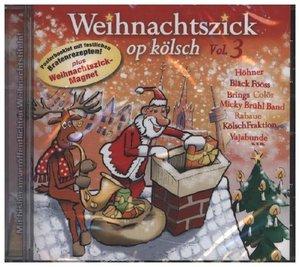 Weihnachtszick Op Koelsch 3