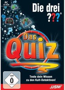 Die drei ??? - Das Quiz (CD-ROM)