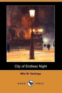 CITY OF ENDLESS NIGHT (DODO PR