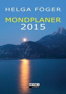 Mondplaner 2015. Taschenkalender