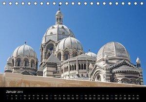 Ristl, M: Provence: Malerisches Südfrankreich (Tischkalender