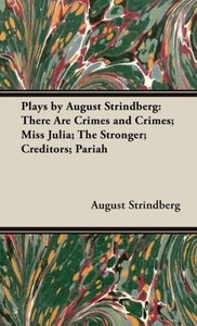 Plays by August Strindberg