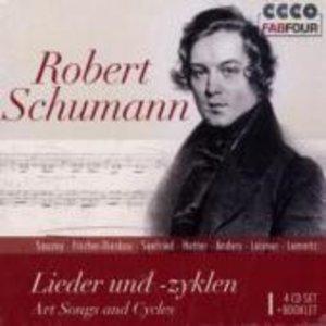 Robert Schumann-Lieder und-zyklen