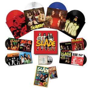 When Slade Rocked The World 1971-1975 (Box Set)