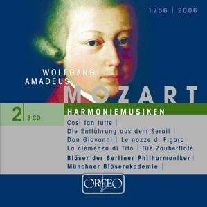 Harmoniemusiken:Cosi/Entführung/Figaro/+