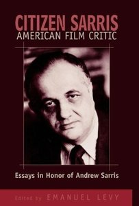 Citizen Sarris, American Film Critic