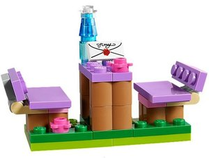 LEGO® Friends 41030 - Olivias Eiscreme-Fahrrad