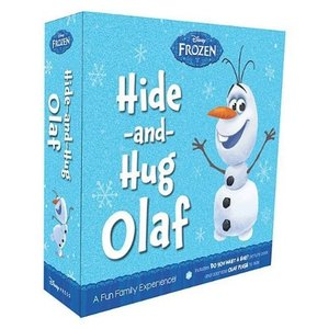 Frozen: Do You Want a Hug? Book + Plush Toy