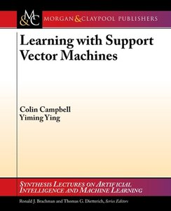 Learning with Support Vector Machines