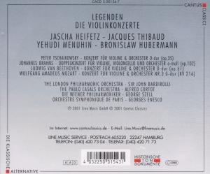 Legenden-Heieftz,Thibaud/+