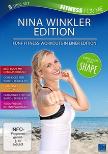 Nina Winkler Edition - Fitness for me - Rund um Fit Workout für