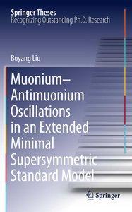 Muonium-antimuonium Oscillations in an Extended Minimal Supersym