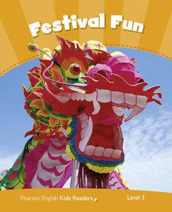 Penguin Kids 3 Festival Fun Reader CLIL AmE