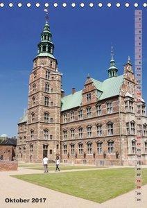 Kopenhagen. Skandinavische Schöne (Tischkalender 2017 DIN A5 hoc