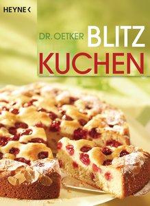 Dr. Oetker: Blitzkuchen