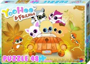 Yoohoo & Friends - 48tlg.Puzzle - Herbst