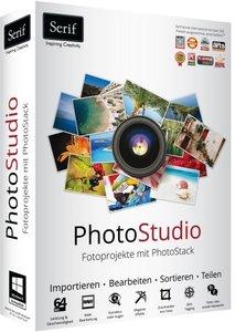 PhotoStudio - Fotoprojekte mit PhotoStack