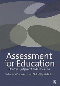 Assessment for Education