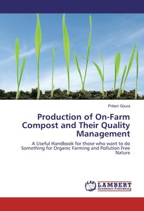 Production of On-Farm Compost and Their Quality Management