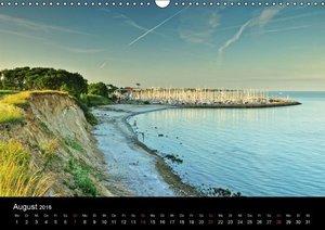 Grömitz - Ostseebad an der Sonnenseite (Wandkalender 2016 DIN A3