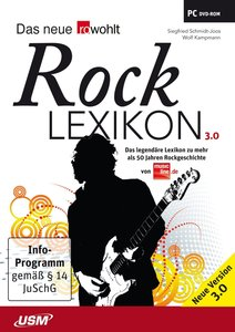 Das neue Rowohlt Rock-Lexikon 3.0 (DVD-ROM)