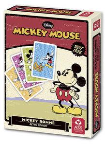 ASS Altenburger - Mickey Mouse Romme Retro Edition