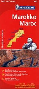 Michelin Marokko 1 : 1 000 000
