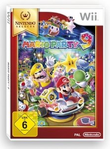 Wii Mario Party 9 Selects. Für Nintendo