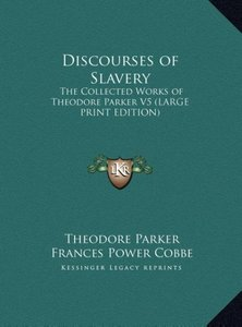 Discourses of Slavery