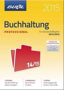 WISO Buchhaltung 2015 Professional