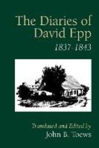 The Diaries of David Epp