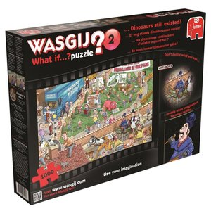 Jumbo 17409 - Wasgij What if Puzzle