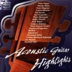 Acoustic Guitar Highlights Vol.1