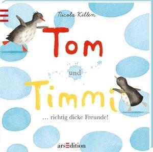Tom und Timmi ... richtig dicke Freunde!