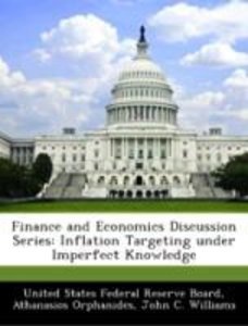 Finance and Economics Discussion Series: Inflation Targeting und